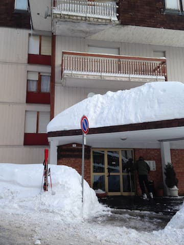 cosy mountain apartment - Artesina - Apartment