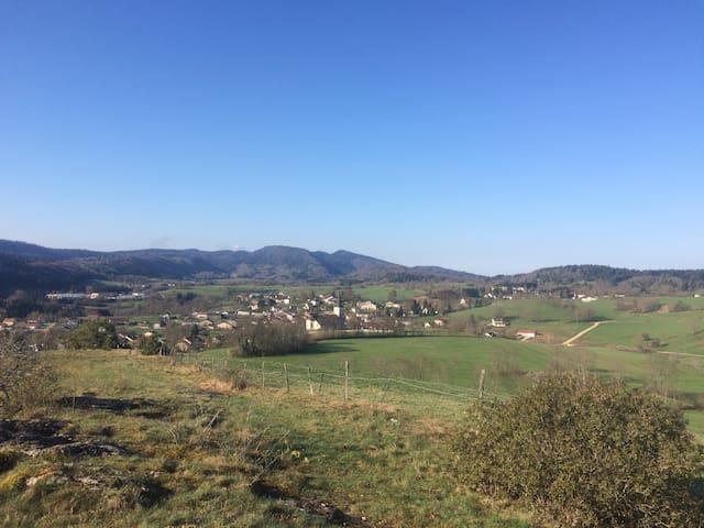 Splendide T3 au cœur du Jura - Viry