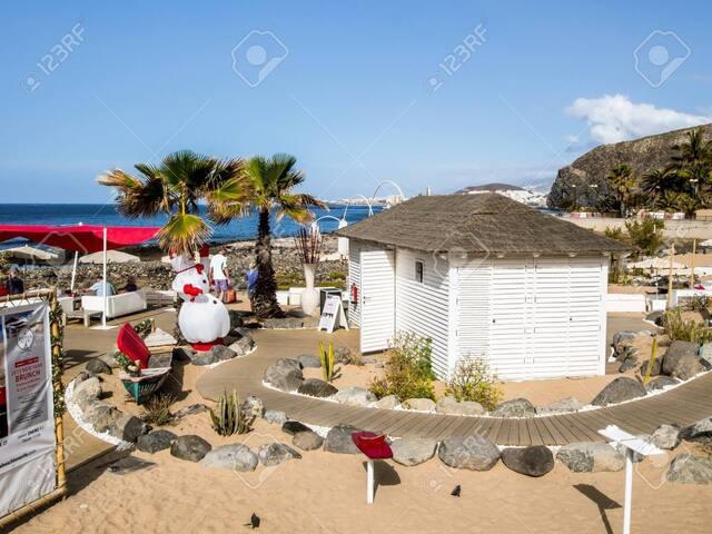 Precioso ático en Palm mar los cristianos