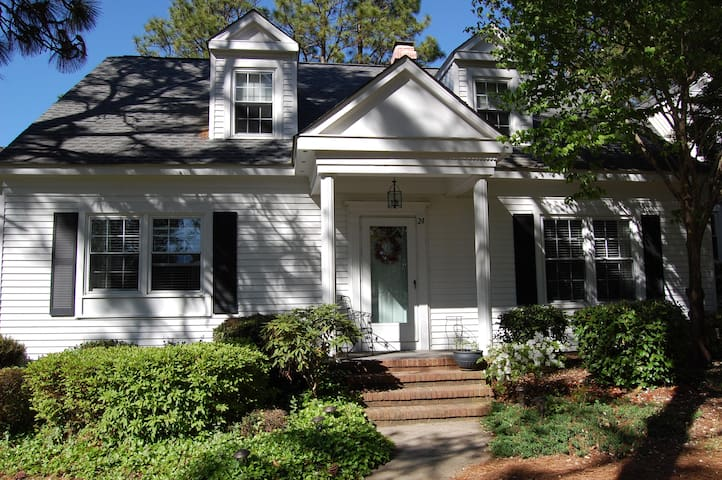 Pinehurst Townhome in a quiet community
