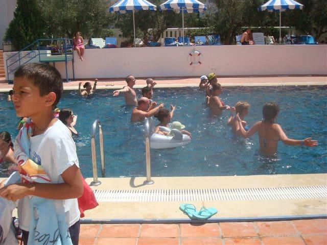 Apt Hammamet avec piscine à 200m de la plage - Hammamet Sud - 公寓