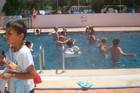Apt Hammamet avec piscine à 200m de la plage - Hammamet Sud - Apartmen