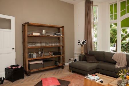 Comfort + parking + top location - Haarlem - Appartement