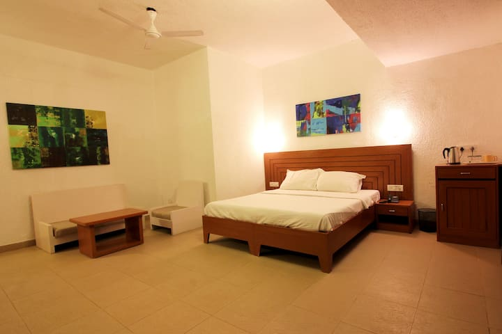 13 BHK with private pool