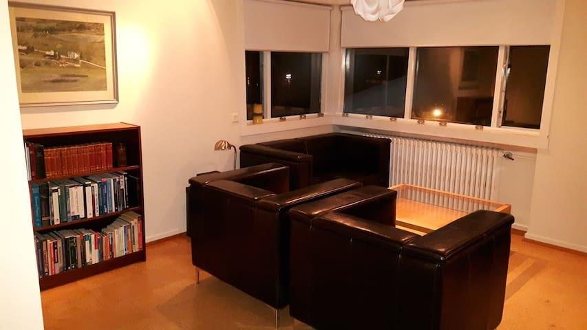 2nd floor apartment near City Center - Reykjavík