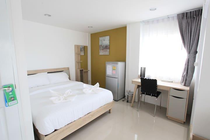 Living by Grace (Room 203) - Talang - Apartamento