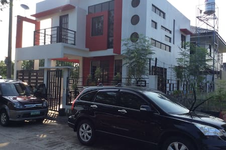 Feel at Home with a 3BR Modern House for 6 pax - Iloilo City