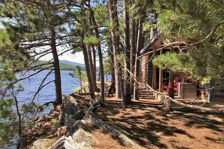 Pine Rock Point Cottage - At Haines Landing