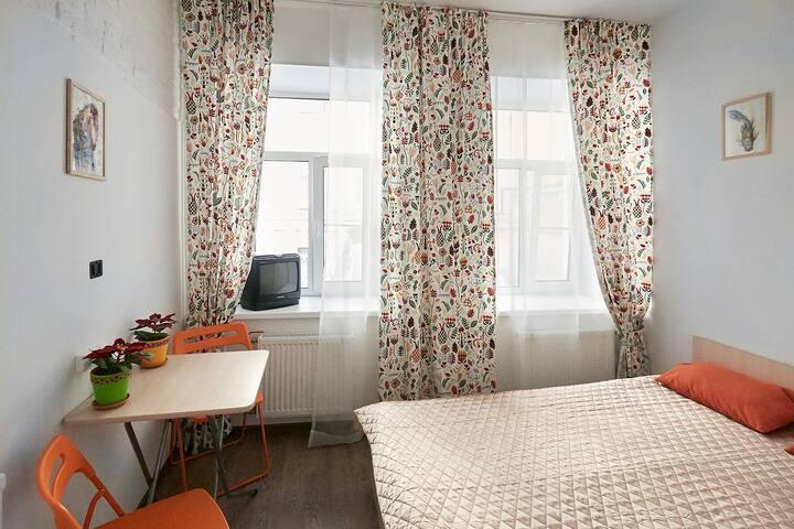 1 Уютная студия в самом центре Санкт-Петербурга