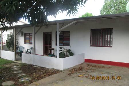 Una casa familiar en Puerto Píritu