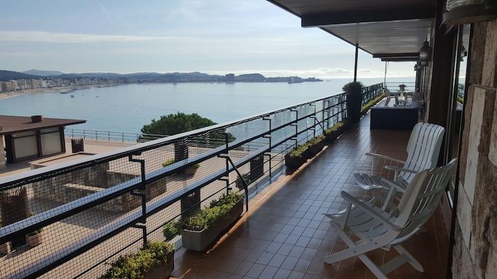 Sant Antoni Calonge Eden Mar sea view
