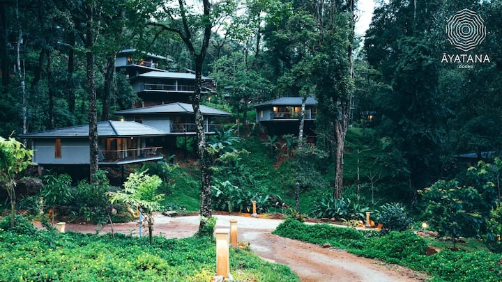 A Cottage in a 5 Star Luxury Resort, Coorg