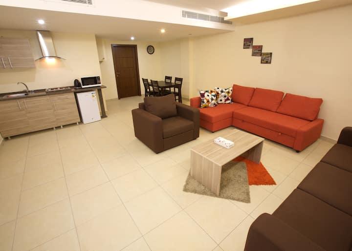 Lujain Hotel Suites/Luxury suite