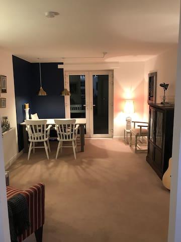 Spacious 2 bedroom flat