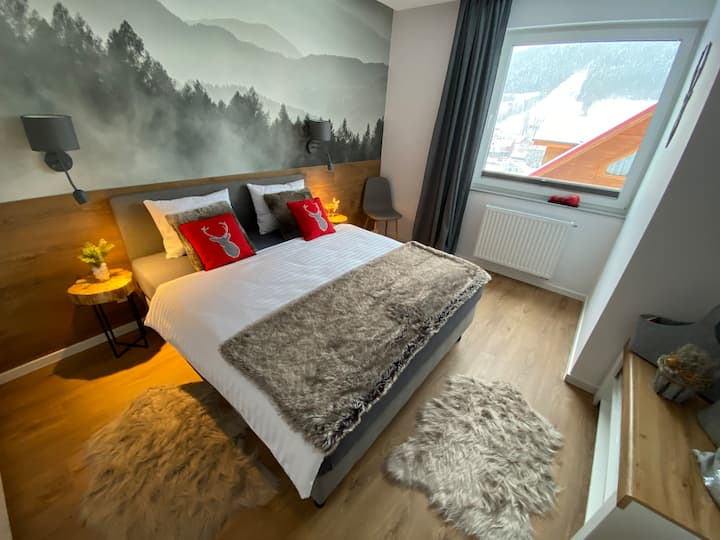 Luksusowy apartament z prywatną sauną. 64 m2.