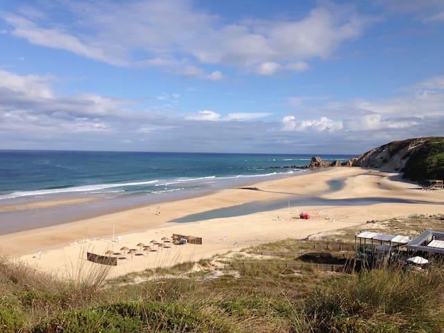 Apartamento para férias na praia