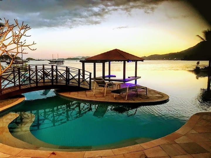 Apto Condomínio Porto Bali - Angra dos Reis – RJ