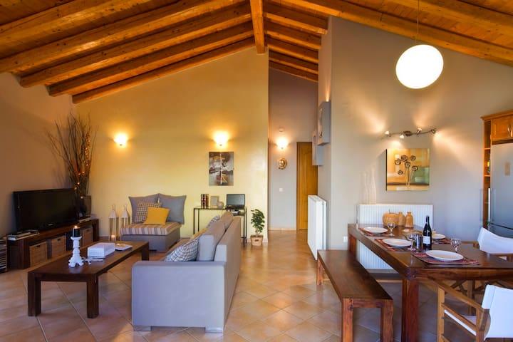 Vila caramela - Agios Ioannis - Huis
