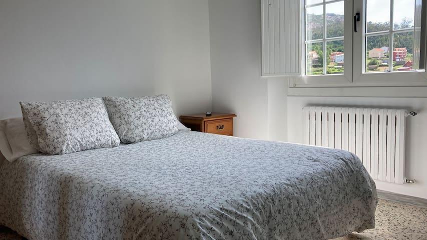 Habitación 2, cama 1,35 cm.