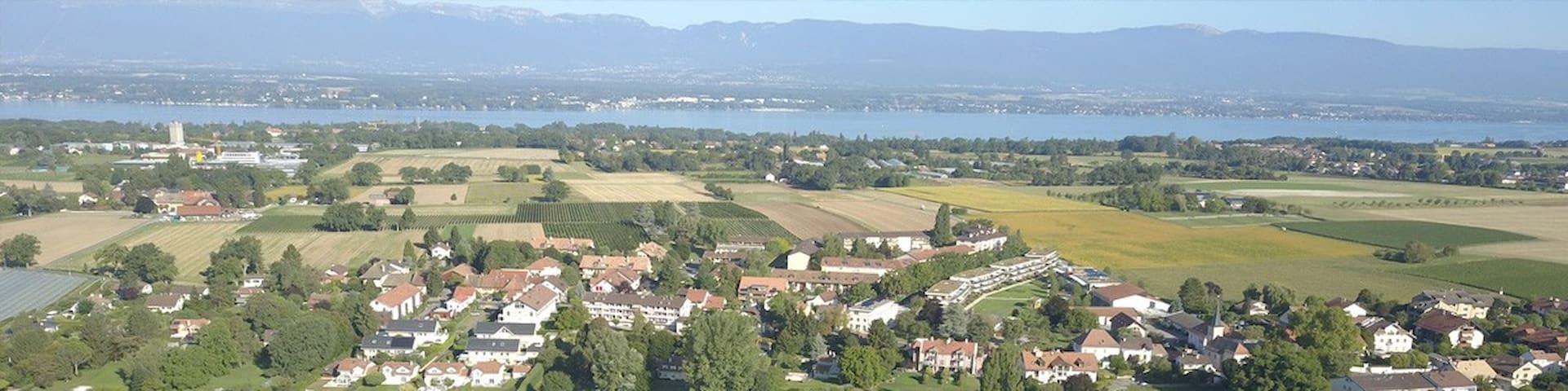 Geneva country/village home