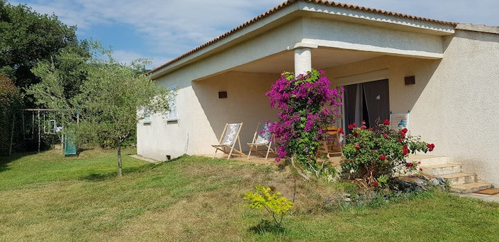 Perfect for your family! Villa 500m from the beach