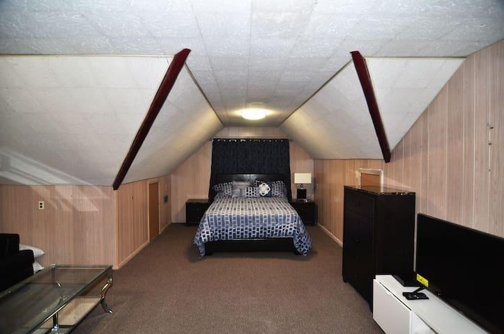 Habitación para 4 c/ perfecto acceso al BUS de  NY