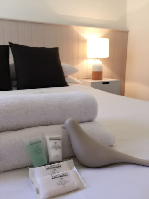 Quality amenities provided for each traveller