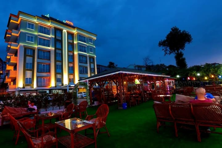 SWEET HOME SUİTE HOTEL