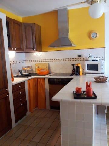 Grazioso appartamento sul mare  - Casaglione - Pis