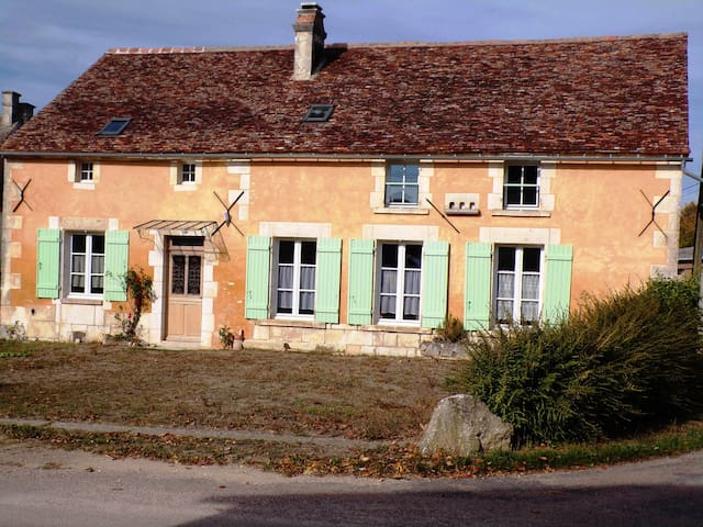 """""""Cœur de lyonne"""" Chambre d'hôte en Puisaye"""