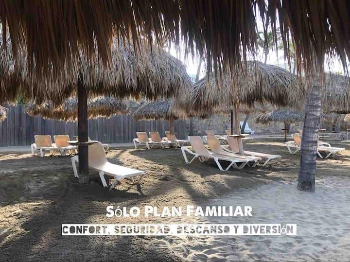 Vidanta Mayan Palace. Villa con Acceso a la Playa