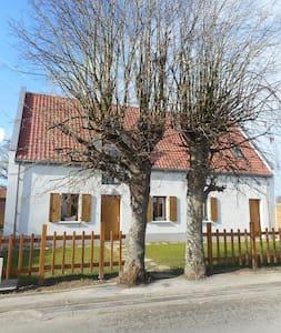 Belle maison, trés lumineuse de la côte d'Opale - Pernes-lès-Boulogne - Hus