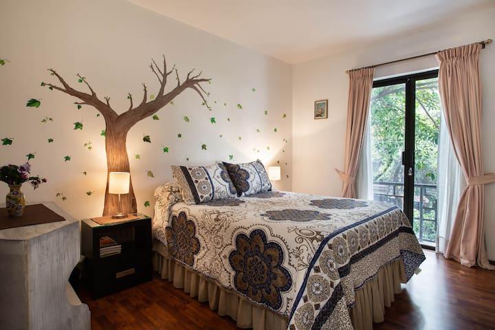 2 Room Apt in Narvarte Neighborhood near Mall