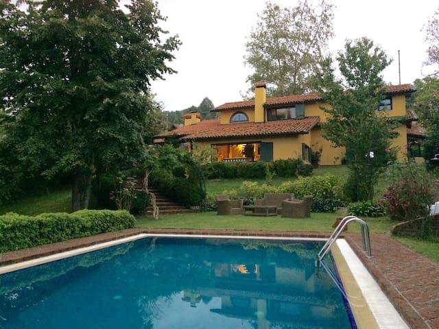Individual Villa with Lake Sapanca View - Sapanca - Villa