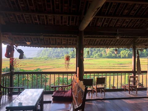 Ba be Lake view private homestay