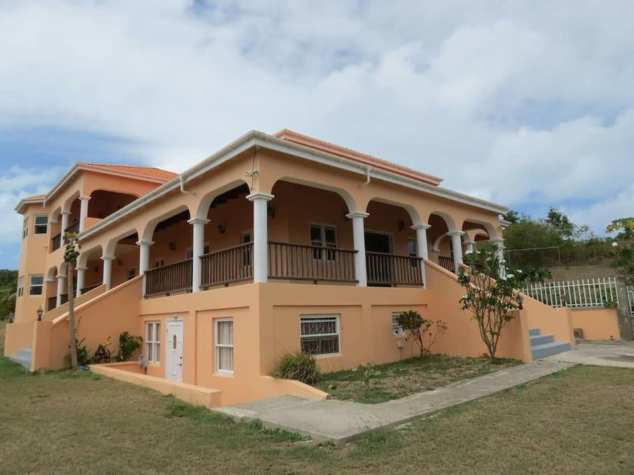 Beach House For Rent In Antigua