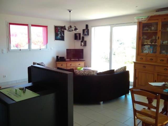 Maison idéale pour séjour en famille - Saint Amé - Haus