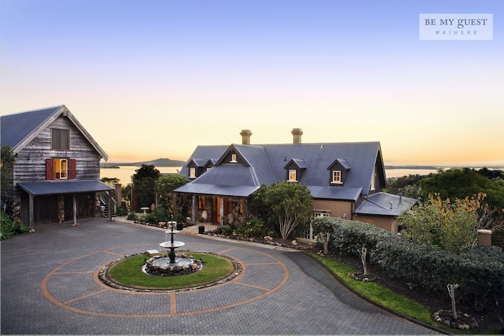 PURIRI VALLEY ESTATE, WAIHEKE ISLAND | Be My Guest