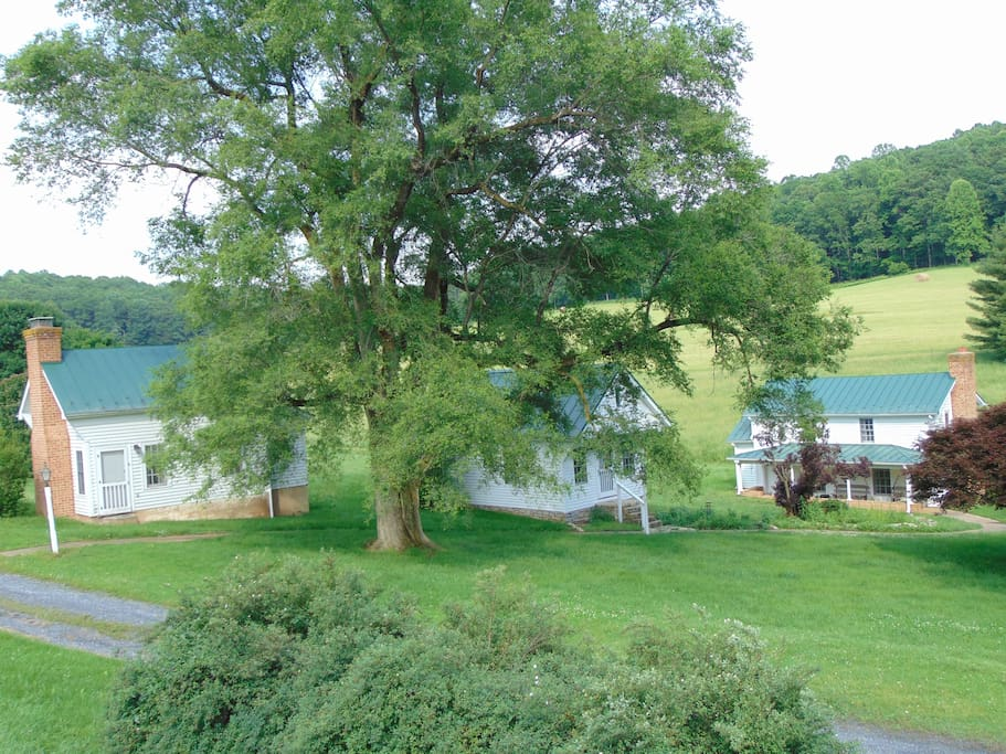 Three Cottages at Rat Barn Farm