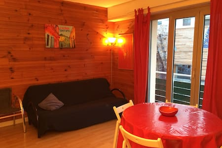Studio 4 places Gourette - Eaux-Bonnes - Apartment