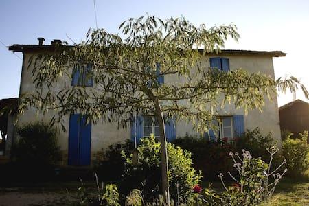 la bassanne - Aillas - House