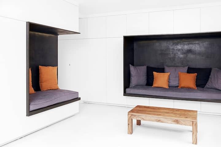 Modern design loft ultra équipé à Clamart/Issy