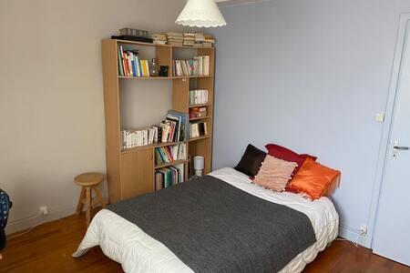 Appartement calme dans quartier étudiant