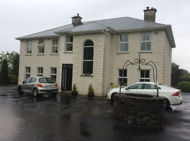 Keyfield House ,Lynn. Large Double Rooms x2 (1) - Mullingar - Ház