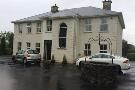 Keyfield House ,Lynn. Large Double Rooms x2 (1) - Mullingar - House