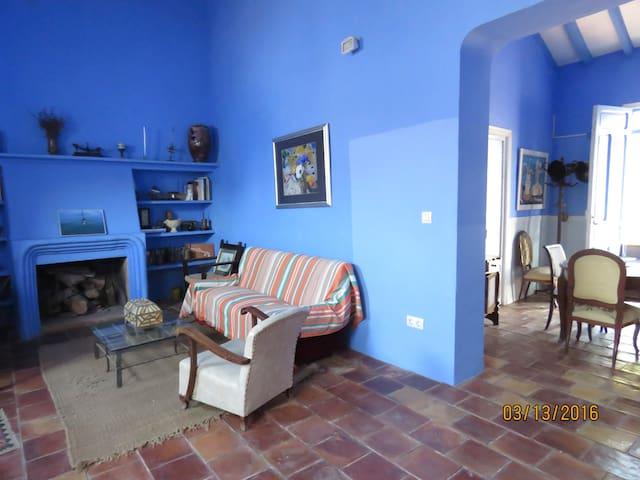 La casa azul - San Cayetano - Guesthouse