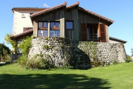 Le Sapin Bleu, gite in the Auvergne - Saint-Gervais-Sous-Meymont