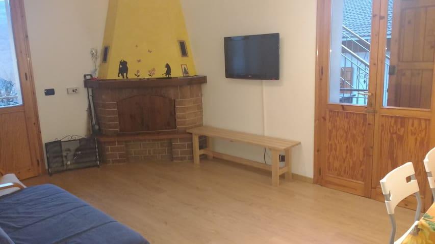 Appartamento Ingresso indipendente - Fanano - Leilighet