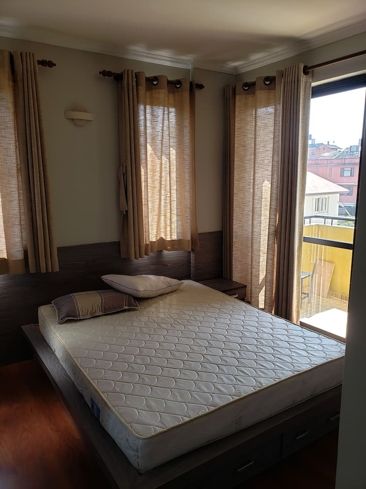 Rent 2-BHK space near Jhamsikhel