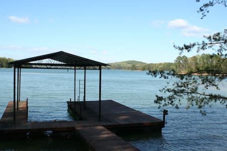 Lake Blue Ridge Cabin w/ boat dock - Casa